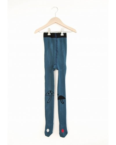 TIGHTS MUSHROOMS