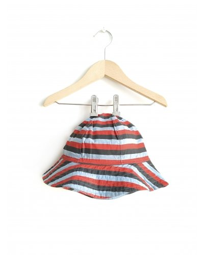 Hat Parasol Stripes