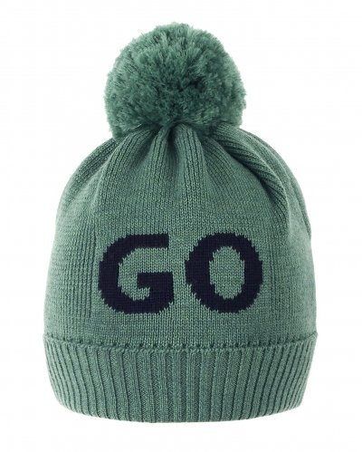 Stop And Go Intarsia Beanie