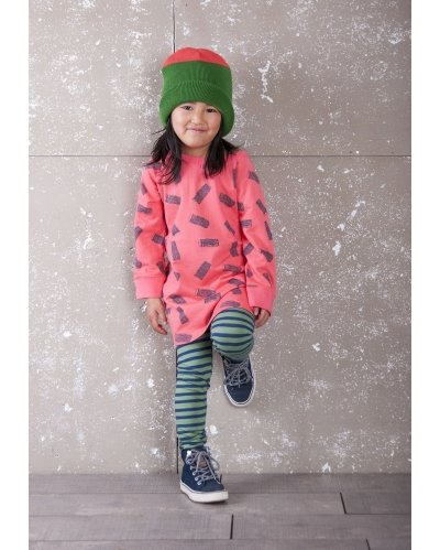 KNITTED HAT TOMATO