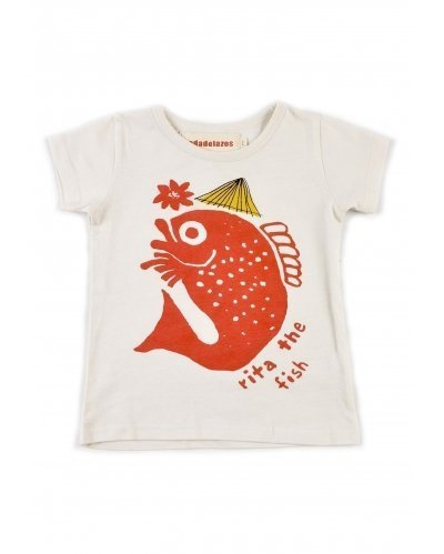 CAMISETA RITA THE FISH