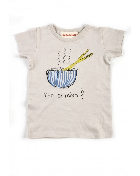 CAMISETA PHO OR MISO?