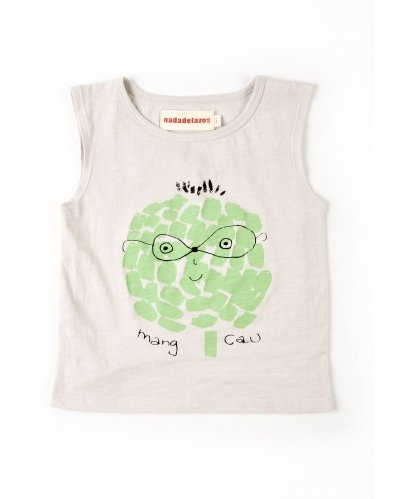 CAMISETA MR MANG CAU