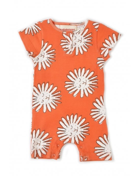 ROMPER LITTLE DANDELION