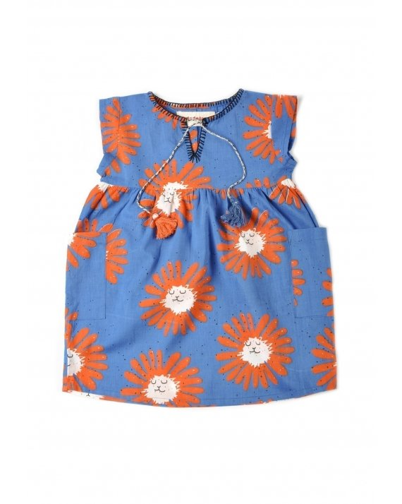 TUNIQUE DRESS LITTLE DANDELION