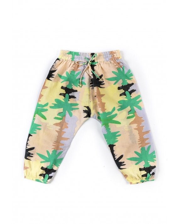 PANTALON PALM TREES