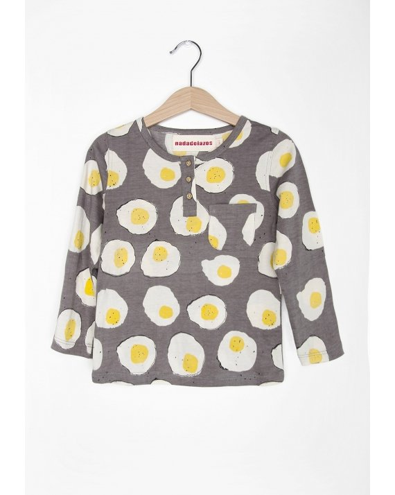 T-SHIRT FRIED EGGS