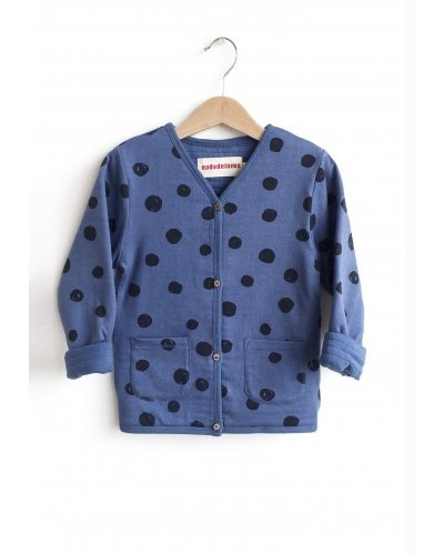 CHAQUETA BLUE DOTS