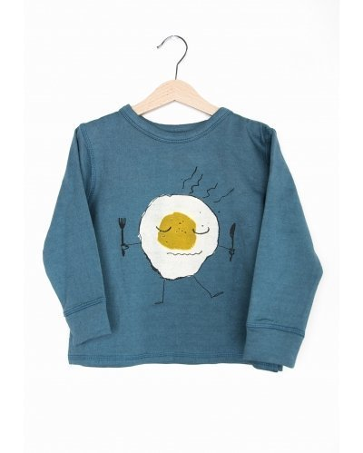 SUDADERA FRIED EGG