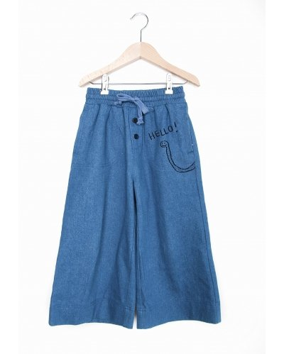DENIM PANT WORM