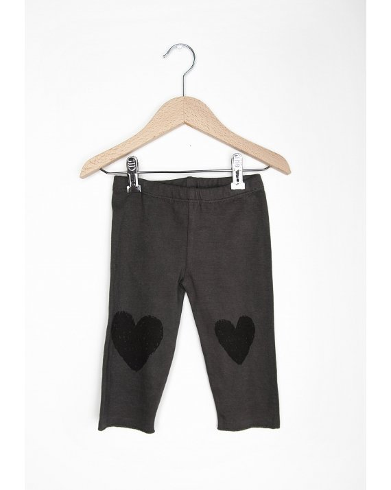 BABY LEGGINGS HEARTS