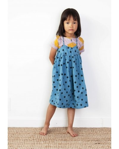 DRESS MINI ROMBO