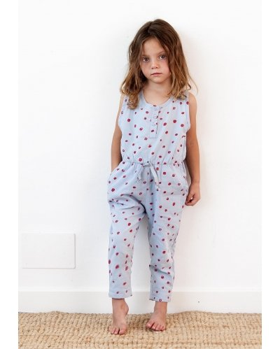JUMPSUIT MINI DOTS