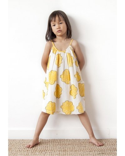 VESTIDO YELLOW FLOWERS