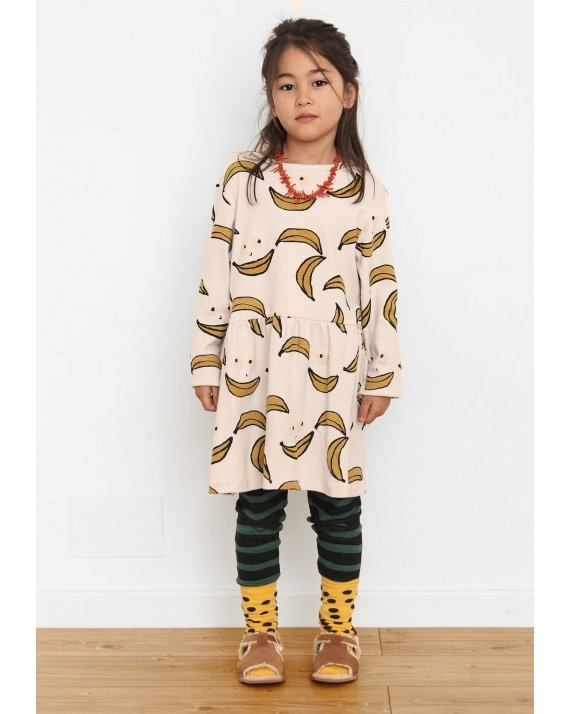 VESTIDO BANANA FACES