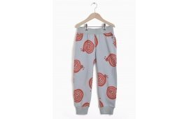 PANT RED SNAILS