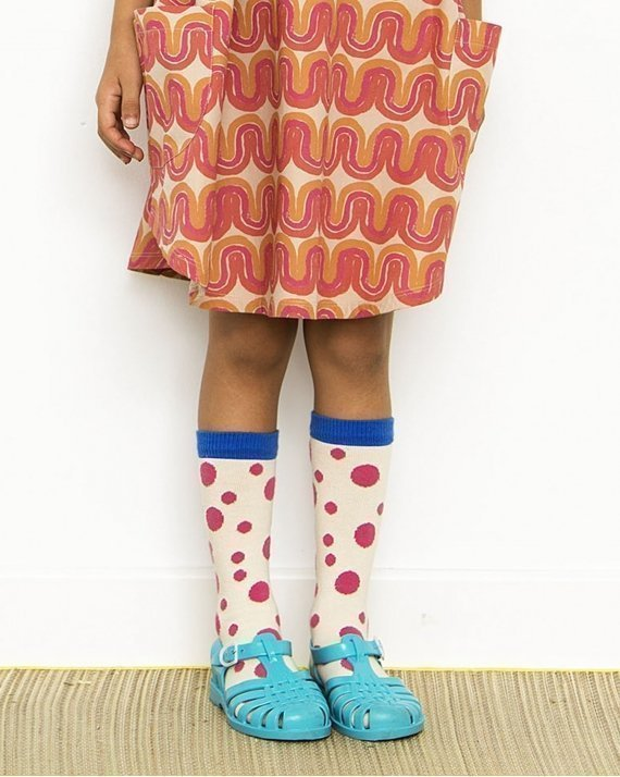 Calcetines Flamenco Dots