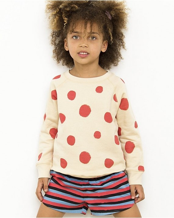 Sweatshirt Flamenco Dots