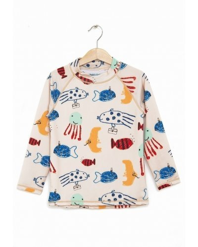 Swim Set Top Shoal Of Fish