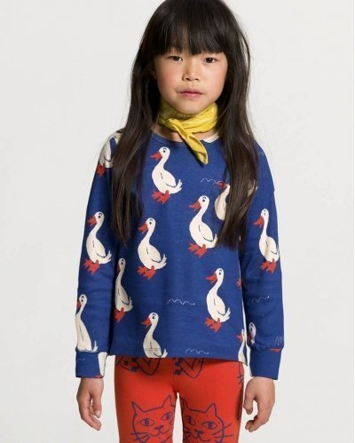 Camiseta Bolsillo Parche Dagmar The Duck