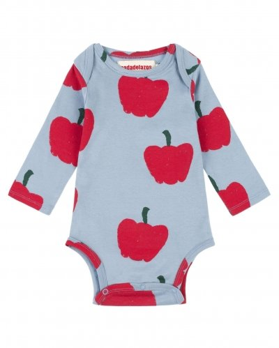 Red Pepper Long Sleeve Body