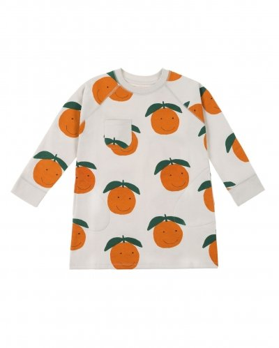 Happy Oranges Dress