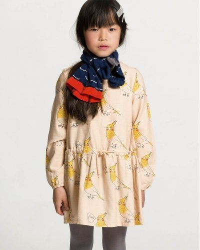 Pitti Bird Flannel Dress