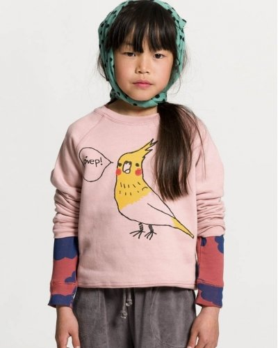 Sudadera Pitti Bird