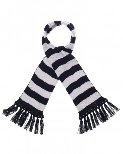 Crosswalk Striped Scarf
