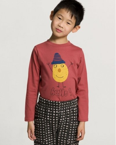 Potatoe Ed Long Sleeve T-shirt