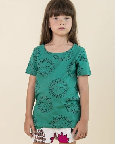 T-Shirt Deep Soul Green