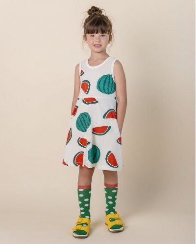 Dress Wadi Watermelon