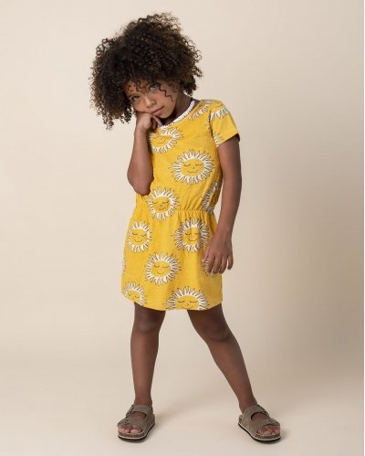 Dress Deep Soul Yellow