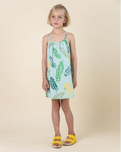 Dress Banana Leaves