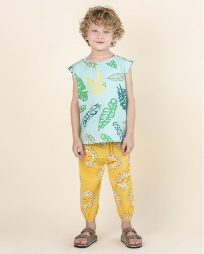 Pantalones Deep Soul Yellow