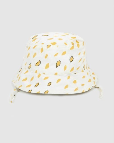 Hat Cardamomo Yellow