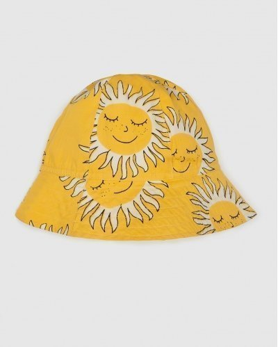 Hat Deep Soul Yellow