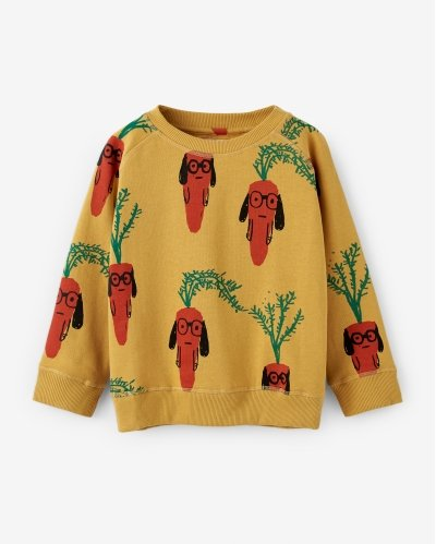 Sudadera Carrots with Glasses
