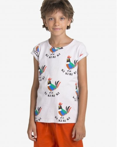 T-Shirt Rooster Cool