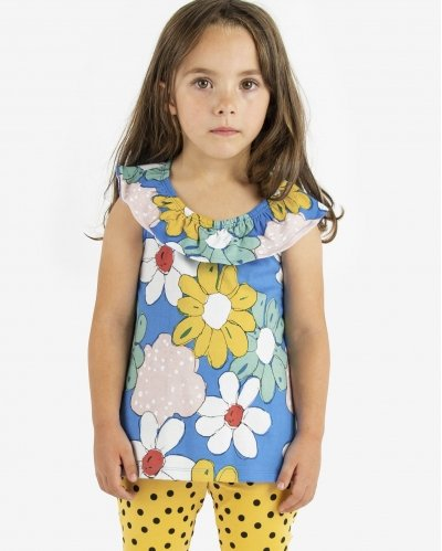 Camiseta Big Flowers