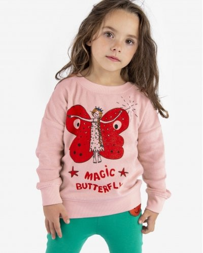 Sweatshirt Magic Butterfly
