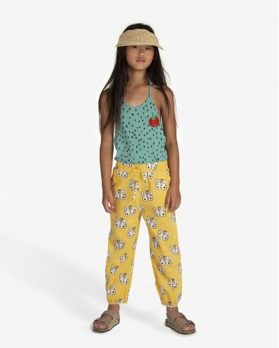 Pant Yellow Butterfly