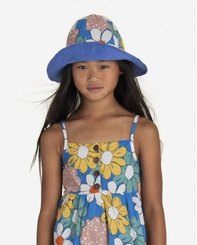 Gorro Big Flowers