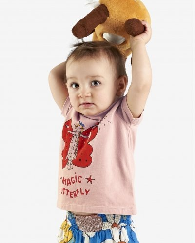 Camiseta Bebé Magic Butterfly
