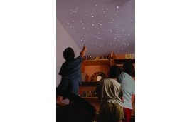 Stars on your ceiling