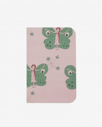 Cuaderno A6 Magic Butterfly