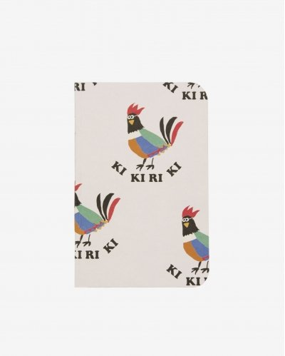 Cuaderno A6 Rooster Cool