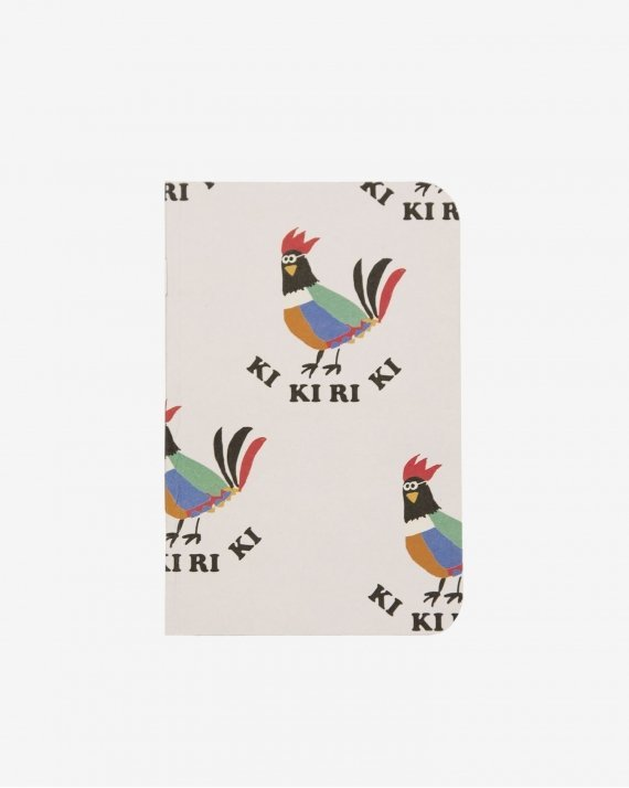 Notebook A6 Rooster Cool