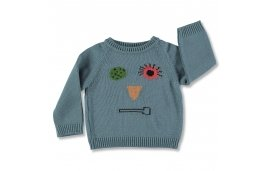 KNITTED JUMPER SIGNORE GELATO
